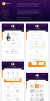 Bryson - vCard, CV, Resume, Portfolio Template by Arahimdesign