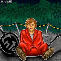 Merkel Artikel 13 by TRSEpyx