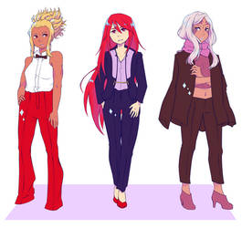 11 : Outfit(s)