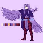 Wings Adoptable CLOSED by AssortedA-Art