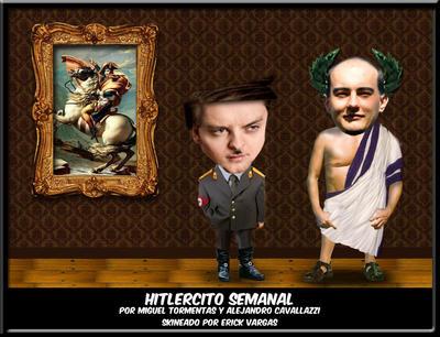 Skinie 08: Hitlercito Semanal by Stockerk