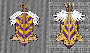 Trinity Crest-Patches