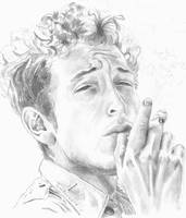 Bob Dylan by AllTheSame