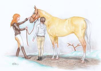 1.1 Meet Greti by Equusdragon