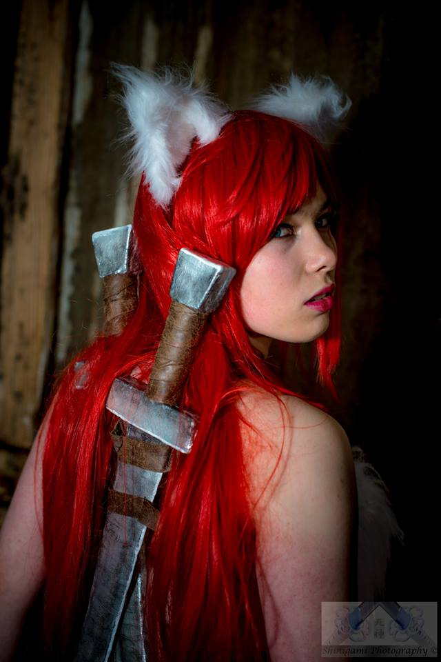 Kitty Katarina Cosplay - Don't look back by Kai-Goddess