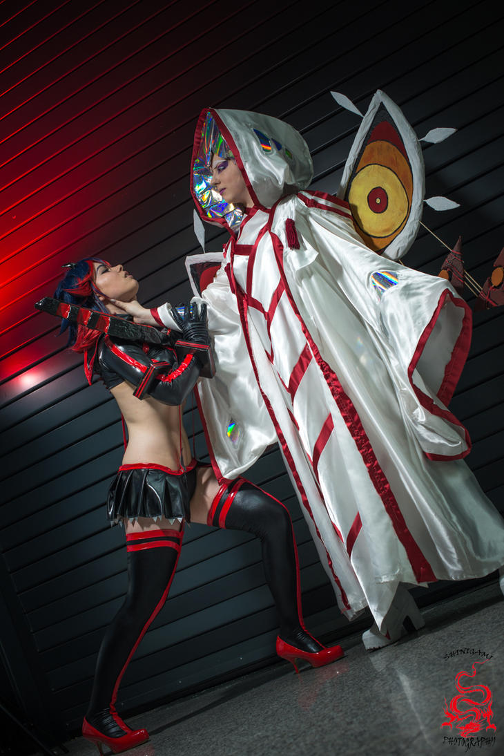 Don't you see? - Ryuko and Ragyo Cosplay by Kai-Goddess