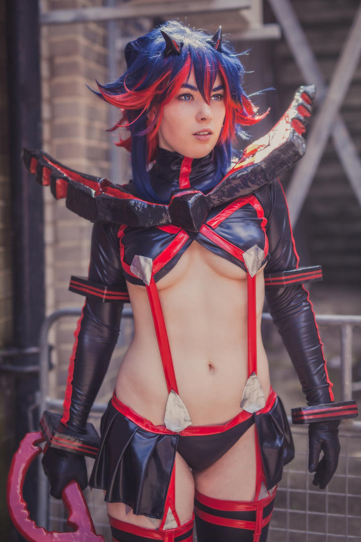 Kill la kill ryuko cosplay hot