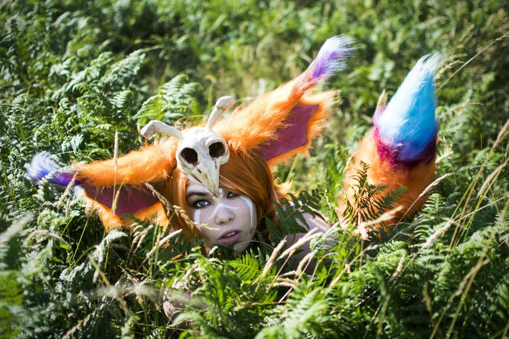 Gnar Cosplay - Bush Stalker by Kai-Goddess