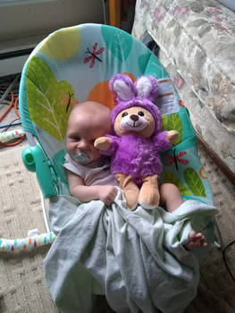 Happy Easter 2019 from baby Chrono