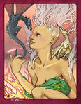 Mother of Dragons - Color