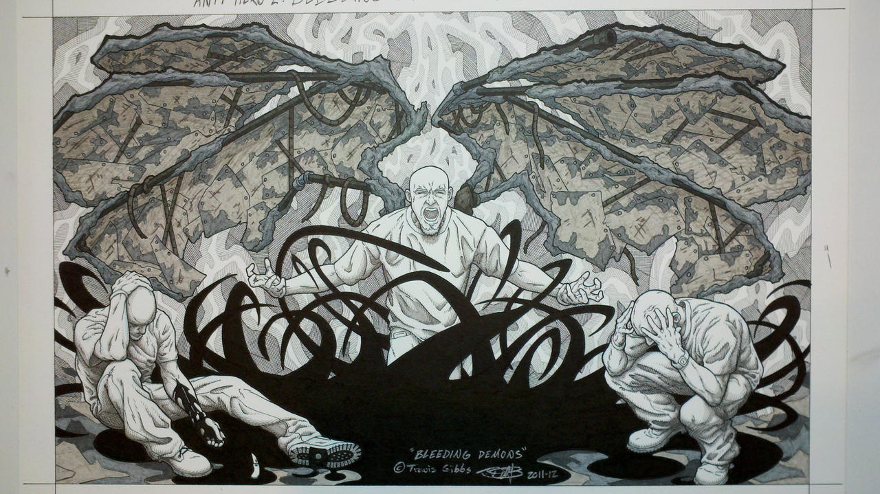 Bleeding Demons 2012 by Ant1-Her0-Project