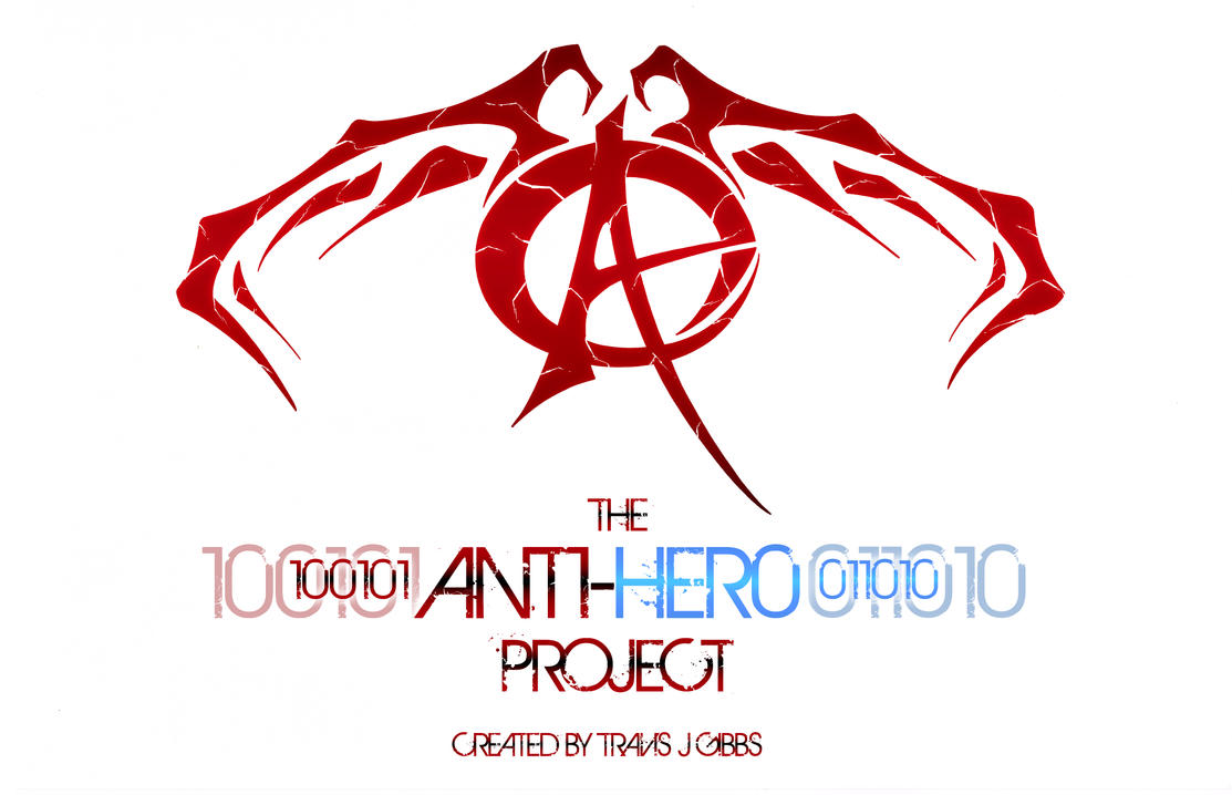 Official logo of The ANT1-HER0 Project by Ant1-Her0-Project