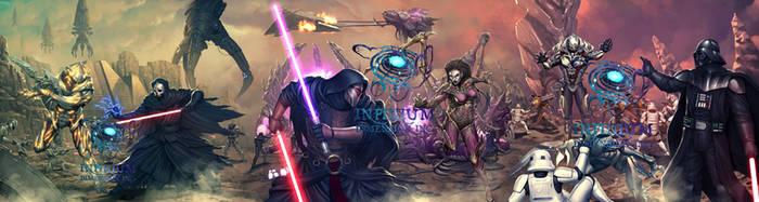 A War In Three Times Final by KNIGHTPREDATOR