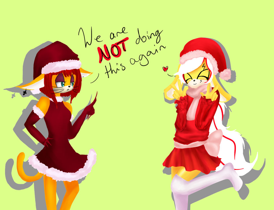Christmas contest entry by lizziesface on deviantart