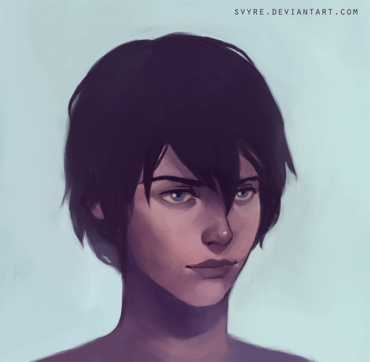 Haru by svyre