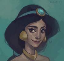Jasmine by svyre