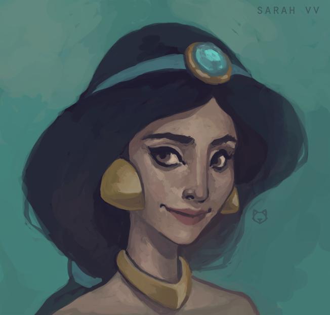 Jasmine by svyre