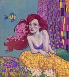 Ariel - Klimt Style Swap