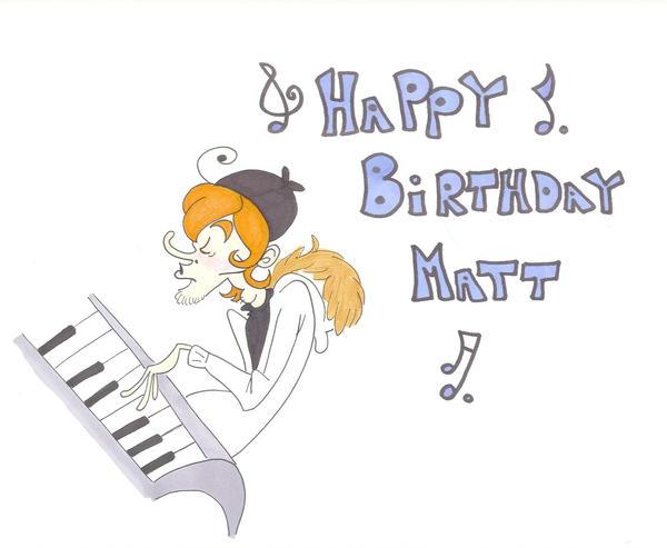 Happy Birthday Matt Backyard Galah Cam