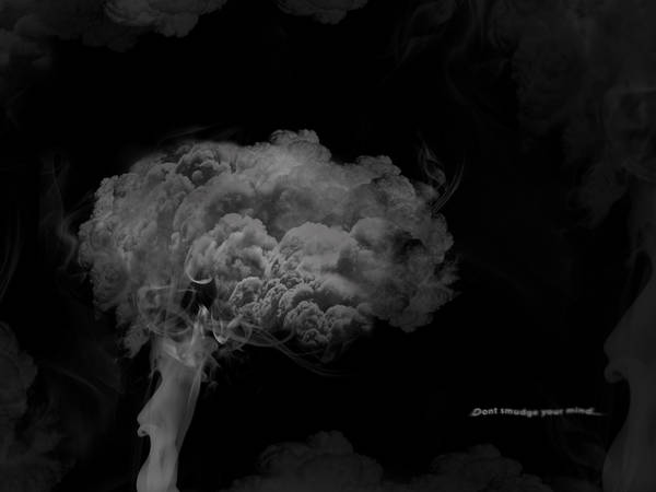 Smudge 1600x1200 by Cechas