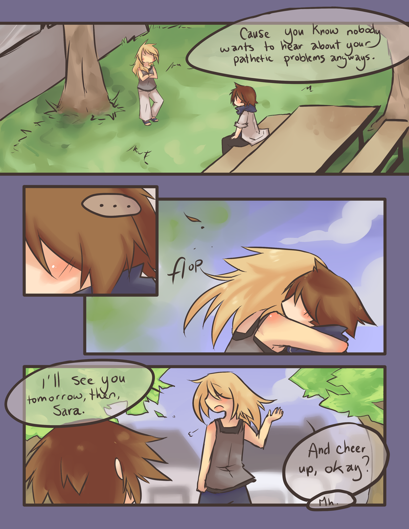 Dreams - Page 2 by ClefdeSoll