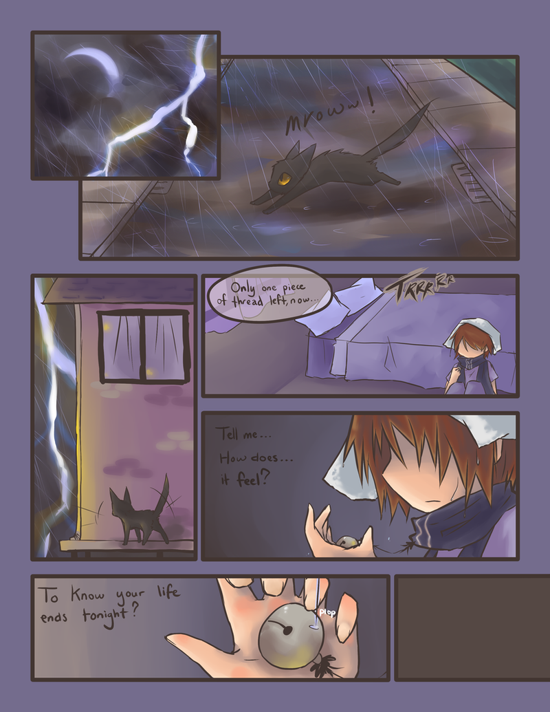 Dreams - Page 6 by ClefdeSoll