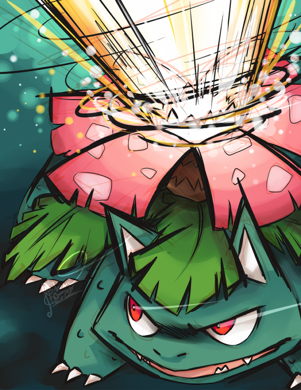 What moves does venasaur learn of firered pokemon? | Yahoo ...