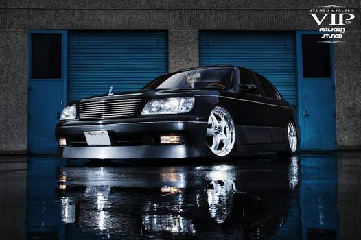 VIP Lexus LS400