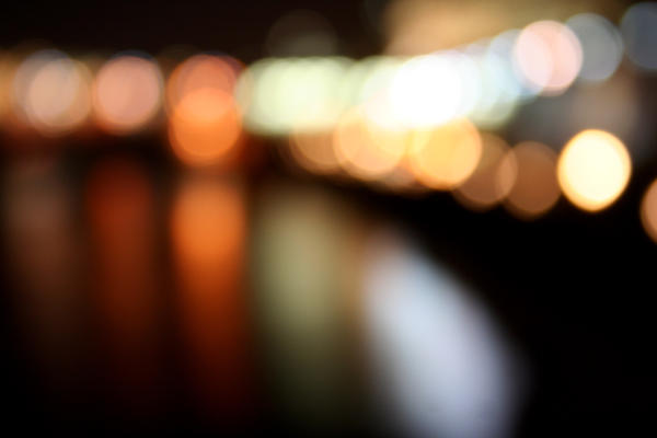 Blur of the City by sadisticwench