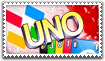 UNO Stamp by Mylifeisart001