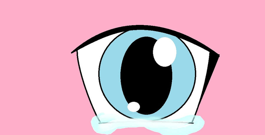 Manga Eye by MangaDrawer333