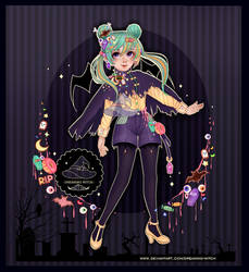 Adopt Auction #45 | Open | SALE by Dreaming-Witch