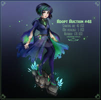 Adopt Auction #48 | Closed by Dreaming-Witch