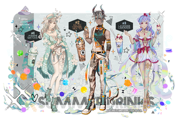 #3 Left | Adopt Auction #159 | SB 70$ by Dreaming-Witch