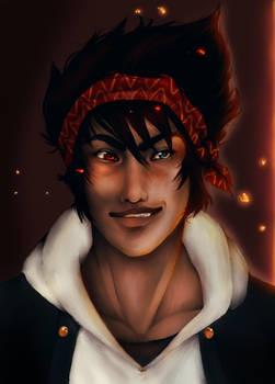 Portrait LIAM color