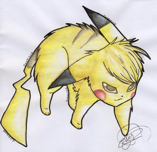 evil pikachu wallpaper - photo #12