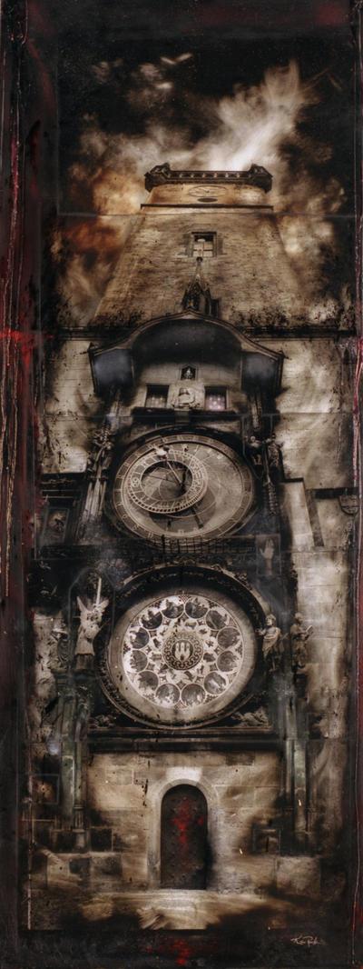 Astrological Clock - Prague by kevissimo