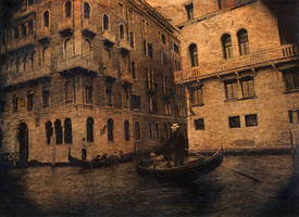 Grand Canal - Venice by kevissimo