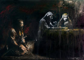 THE DENIAL by kevissimo