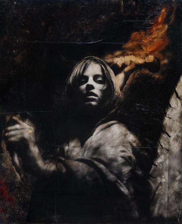 Jael - The Killing of Sisera by kevissimo ...  sc 1 st  kevissimo - DeviantArt & Jael - The Killing of Sisera by kevissimo on DeviantArt