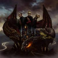 Dragon by DarkBydloArt