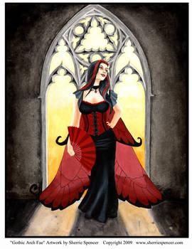 Gothic Arch Fae