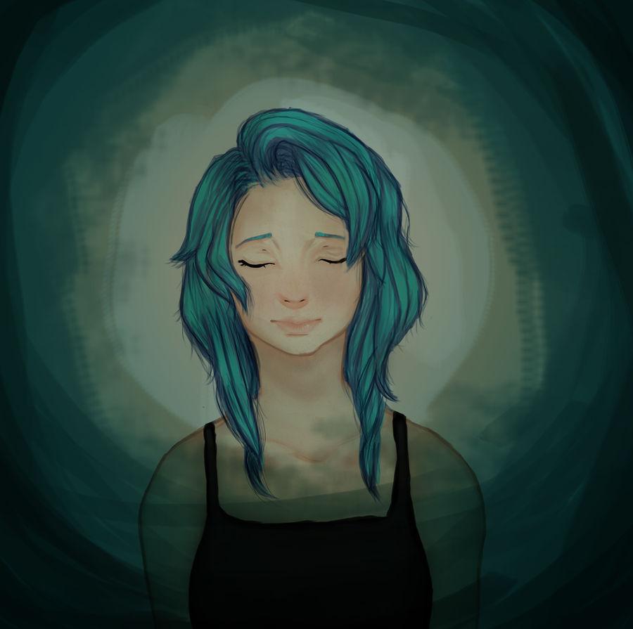 Destinyblue[Very late B-day] by Zimoshi