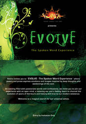 Evolve : The Spoken Word Exp. by Amenon13