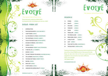 Evolve : Poem List by Amenon13