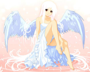 Angel by Misato-Chan