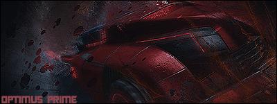 Optimus Prime Signature - 3 by Trent911
