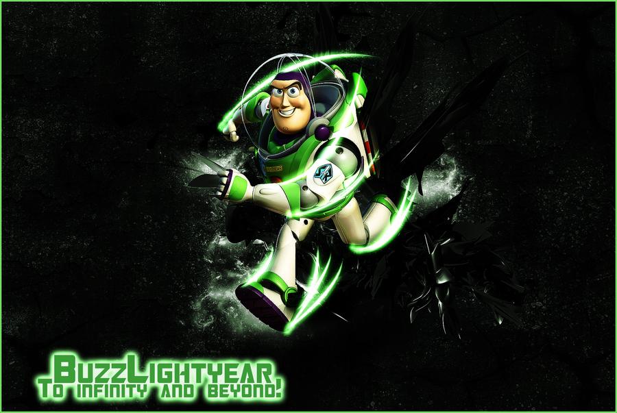 Buzz lightyear wallpaper