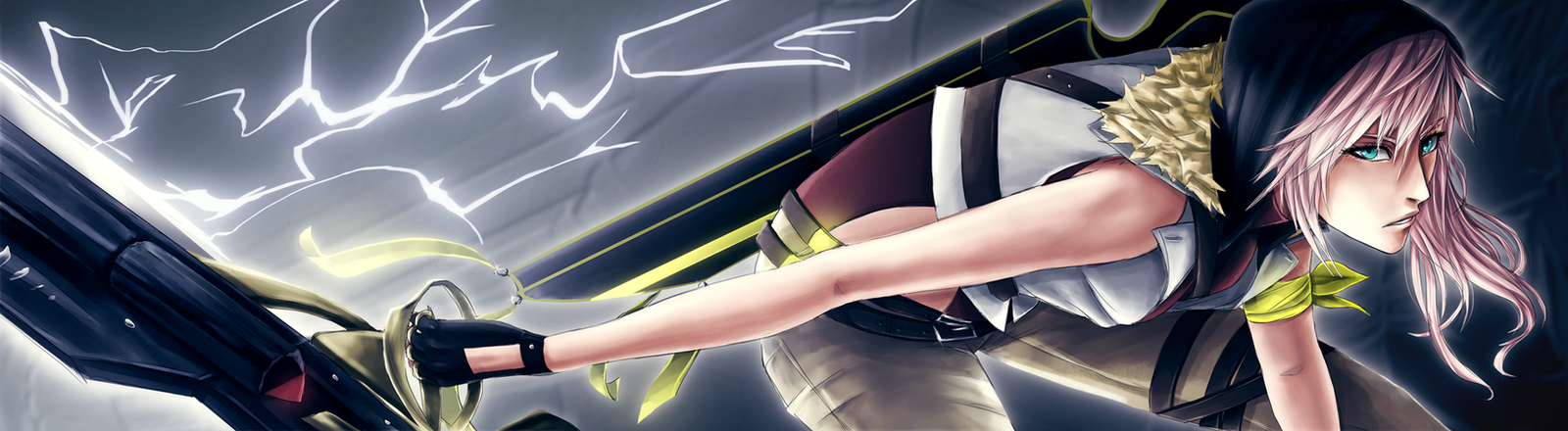 Lightning Returns: FFXIII Contest Entry by Sing-sei