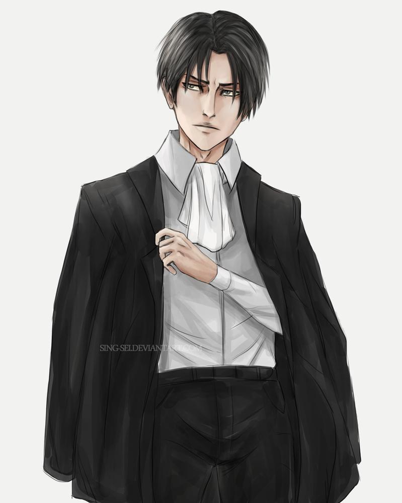 Levi by Sing-sei
